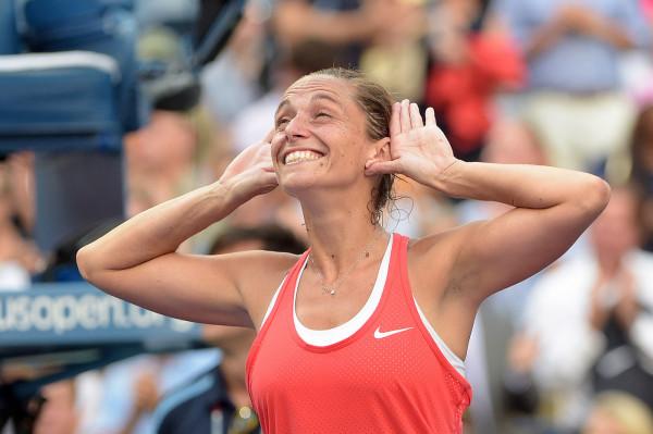 Итальянская теннисистка Винчи потеряла все свои трофеи