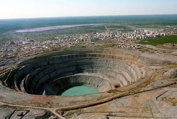 На руднике «Мир» начал работать «уникальный» отряд спасателей