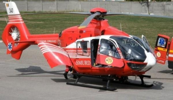 В Альпах при эвакуации альпинистов разбился вертолет