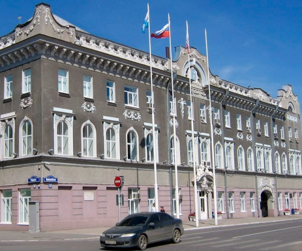 В администрации Саратова изъяли документы об обманутых дольщиках