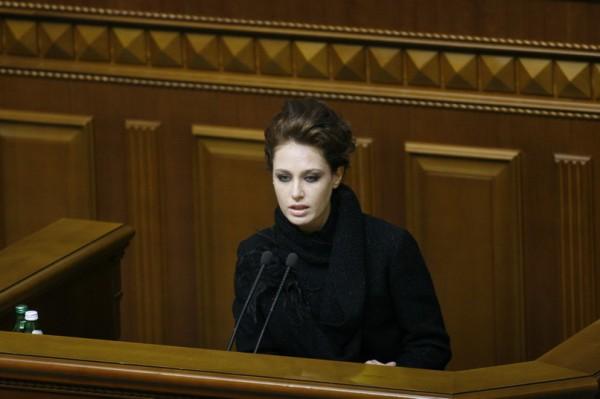 В ДТП погибла экс-депутат ВРУ Ирина Бережная