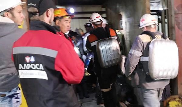 На руднике «Мир» сигнал тревоги прозвучал раньше, чем в шахту хлынула вода
