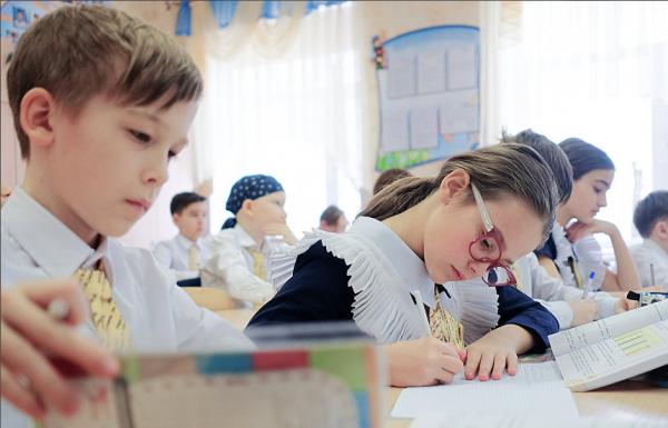 С первого сентября в России появятся 55 тысяч новых школьных мест