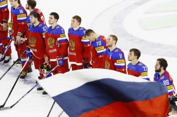 Первыми соперниками России на ЧМ-2018 по хоккею стали французы