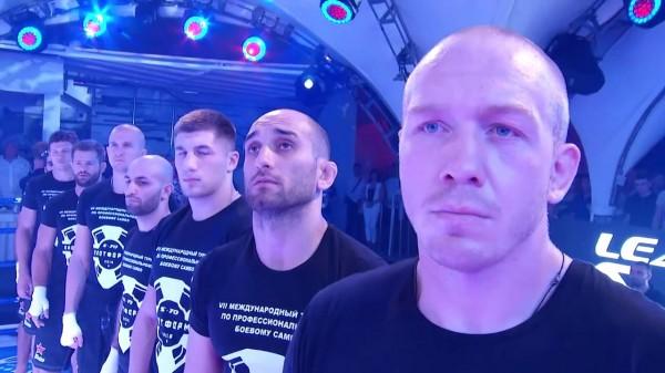 Путин наградил победителей турнира по боевому самбо в Сочи