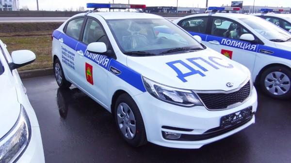Госзакупки: Свердловская полиция приобретет 175 белых седанов