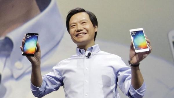 Генеральный директор Xiaomi случайно «засветил» новый смартфон