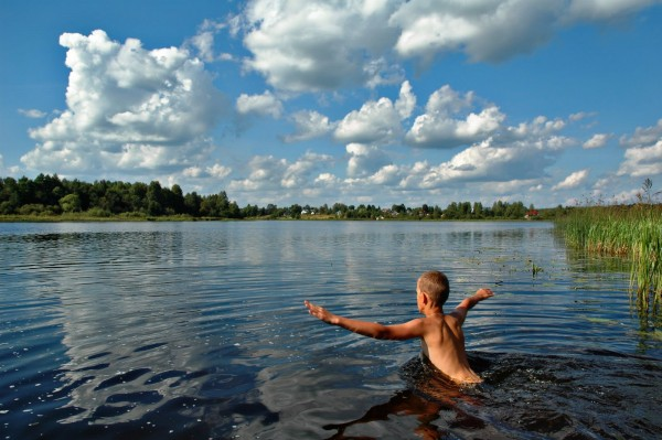 В Воронеже на двух пляжах нашли опасные бактерии