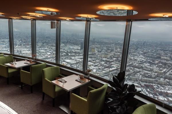 В Москве слепую девушку не пустили в ресторан в Останкинской башне