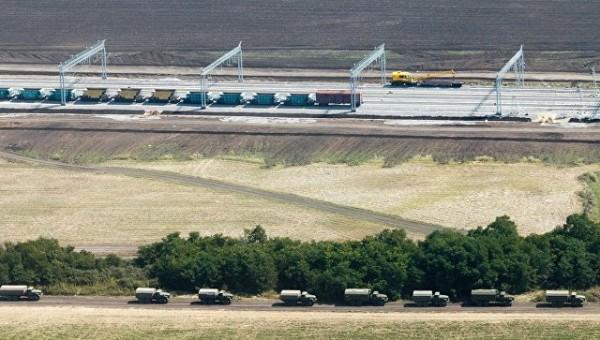 РЖД завершили прокладку железной дороги в обход Украины