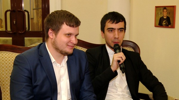 Пранкеры Вован и Лексус разыграли Саакашвили