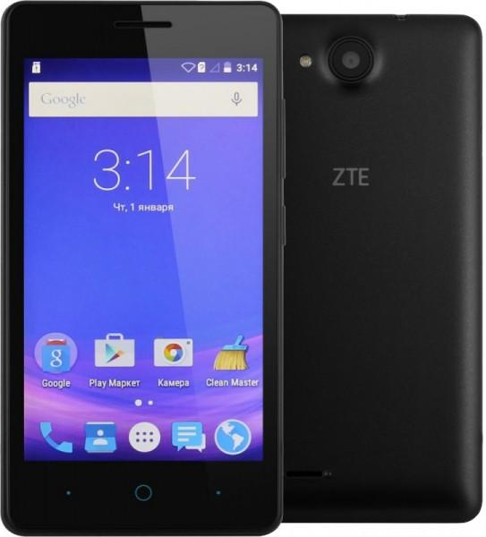 Смартфон ZTE Z982 с шестидюймовым экраном появился в Сети