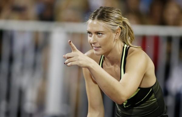 Шарапова снялась с турнира в Цинциннати из-за травмы руки