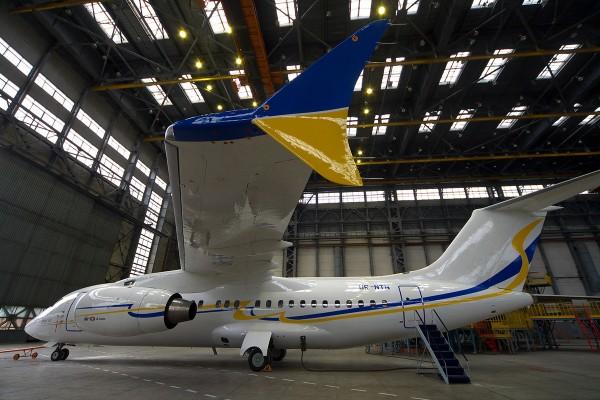 «Антонов» намерен выпустить 70 самолетов за 5 лет