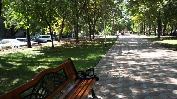 В парке Ростова пенсионер занимался сексом на глазах у прохожих