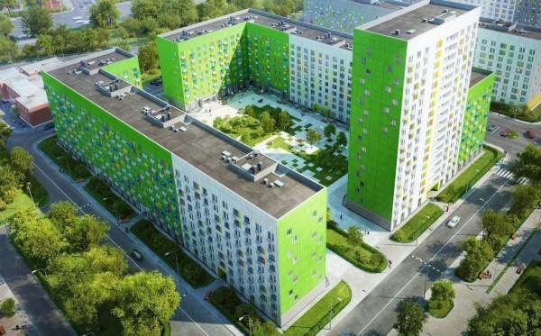 В Москве определены первые адреса для переселения по реновации