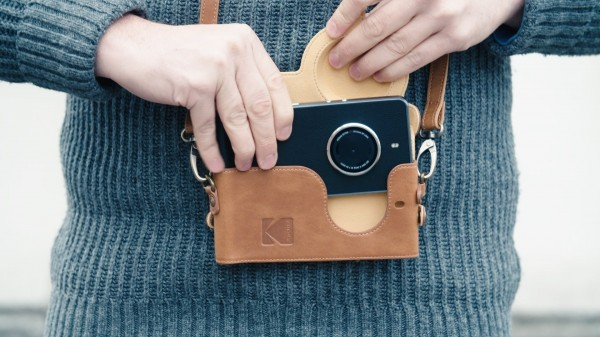На российском рынке появился смартфон Kodak Ektra