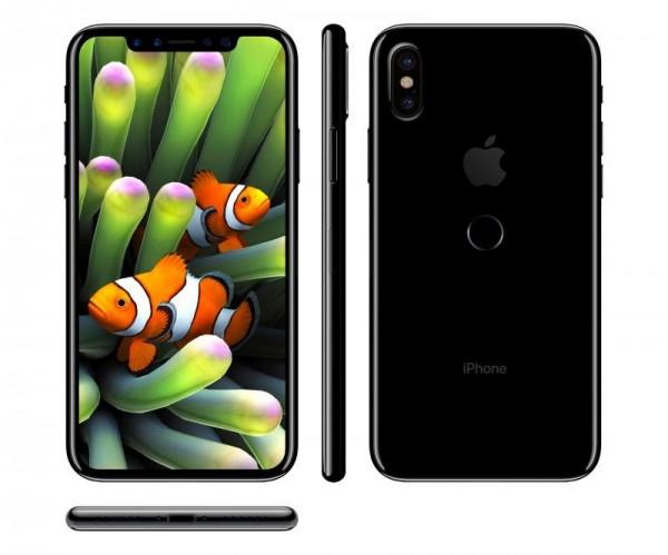 Компания Apple придумала новый исключительный цвет для iPhone 8