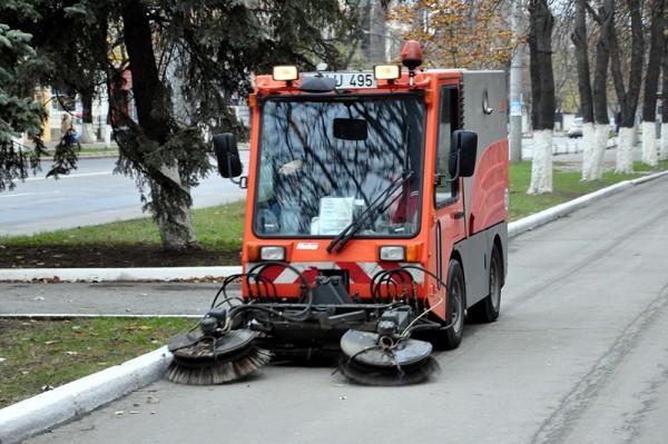 Из Санкт-Петербурга за неделю вывезли более 3 тысяч тонн мусора