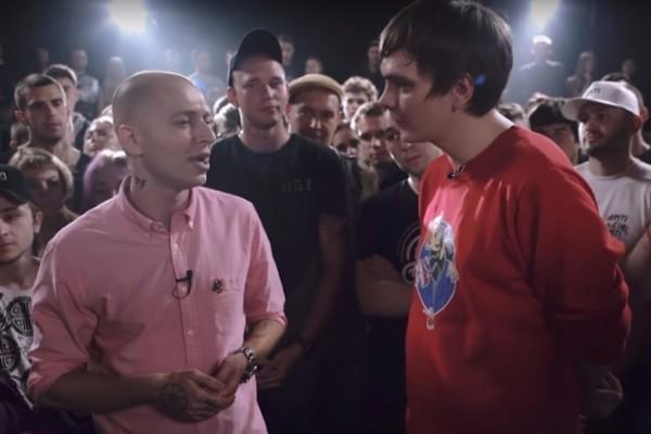 Рэп-баттл Oxxxymiron и Гнойного набрал уже более 10 млн просмотров