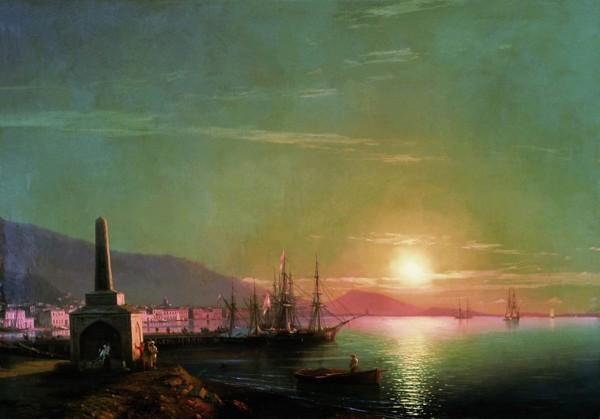 Работы Айвазовского будут выставлены в Пермской галерее