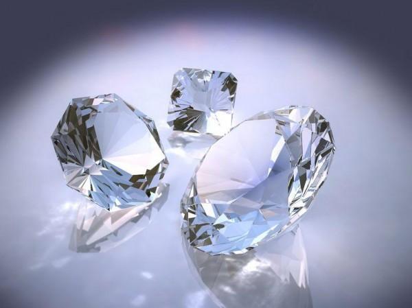 В России импорт бриллиантов увеличился в два раза