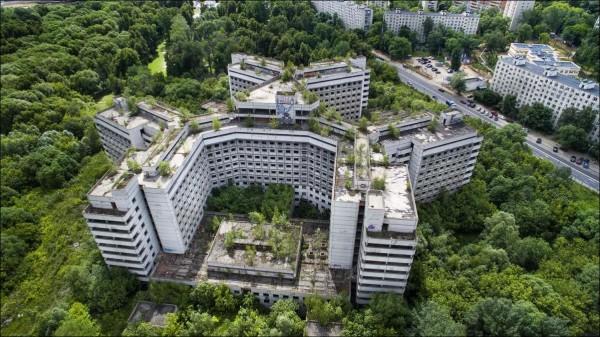 В Москве вместо Ховринской больницы построят жилые кварталы