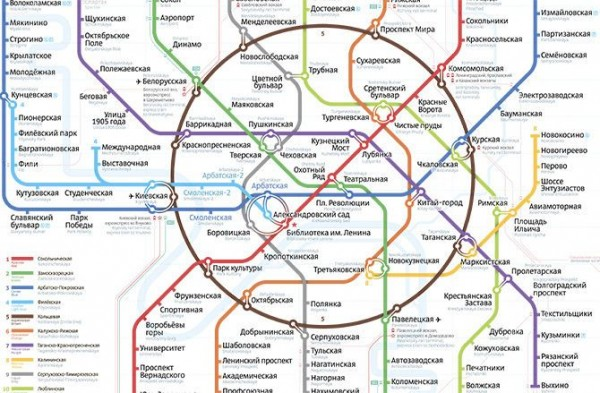 В московском метро за полгода умерли 72 человека
