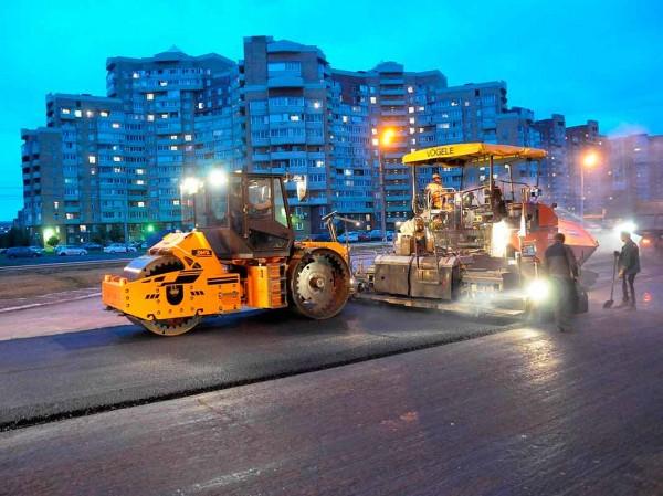 К концу сентября в Петербурге проведут ремонт 20,5 км дорог