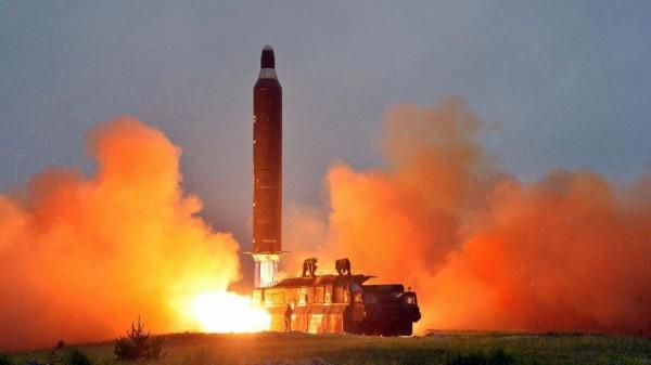В Минобороны США рассказали, чем ответят на ракетную атаку КНДР