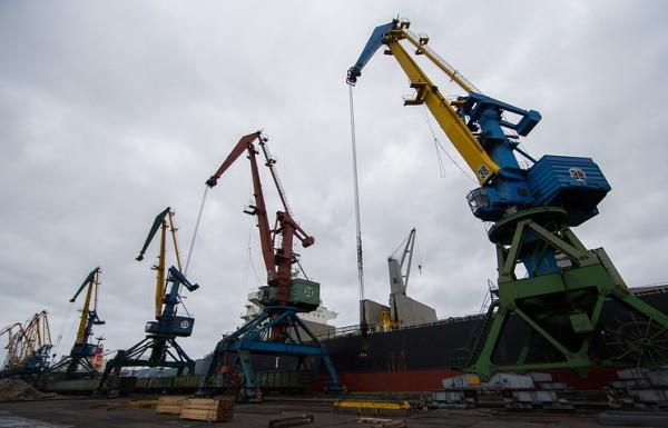 Соколов: Грузооборот в морских портах РФ может достичь 800 млн тонн