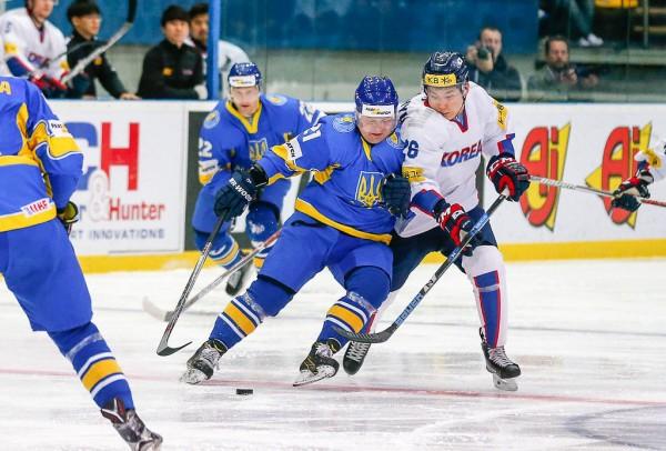 Хоккеисты сборной Украины «слили» матч ЧМ Южной Корее за $30 тыс.