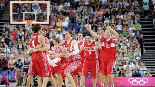 Российская сборная по баскетболу уступила Германии в матче в Гамбурге