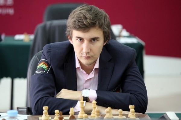 Шахматист Карякин стал вторым на турнире в Сент-Луисе