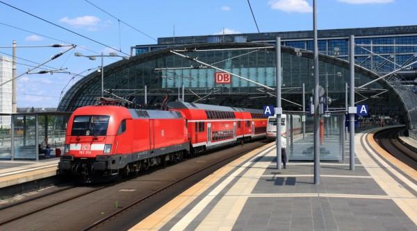 В Германии неизвестные совершили поджоги на железной дороге