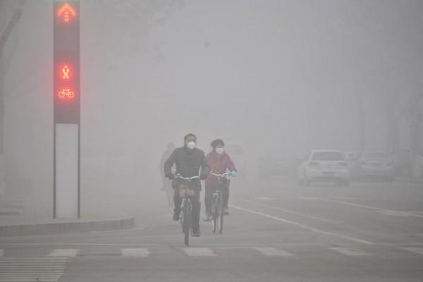 Ученые: смог влияет на рост и повышает уровень стресса у детей