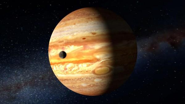 В космической пыли Юпитера ученые обнаружили неизвестную планету