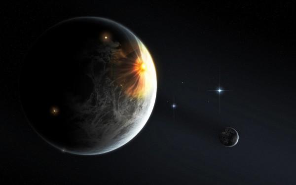Ученые обнаружили планеты-двойники Земли в созвездии Кита