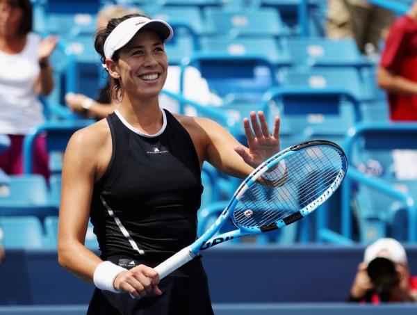 Мугуруса поднялась на третью строчку рейтинга WTA