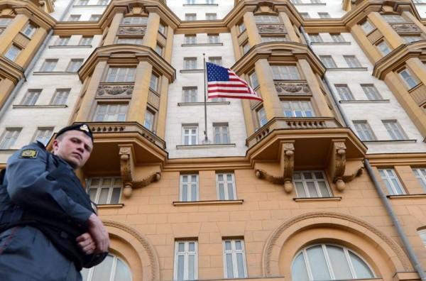 Консульство США в России приостановило выдачу виз