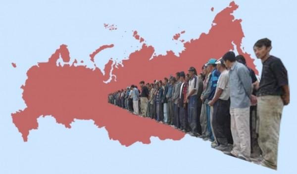 Россия за полгода запретила въезд 77 тысячам иностранцев