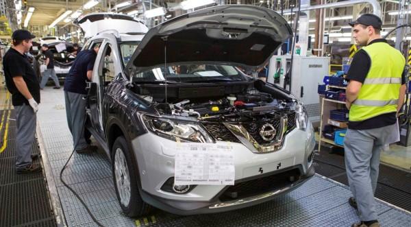 Производство легковых авто в Санкт-Петербурге выросло на 31%