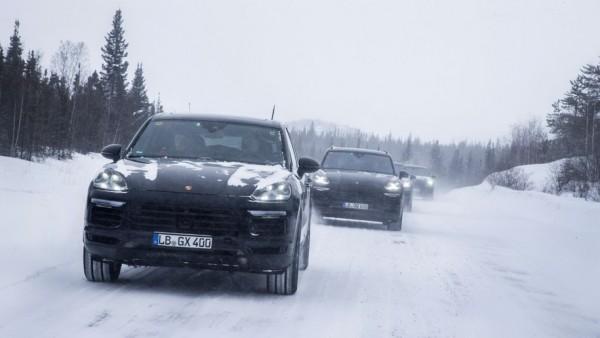 Новая генерация Porsche Cayenne будет представлена 29 августа