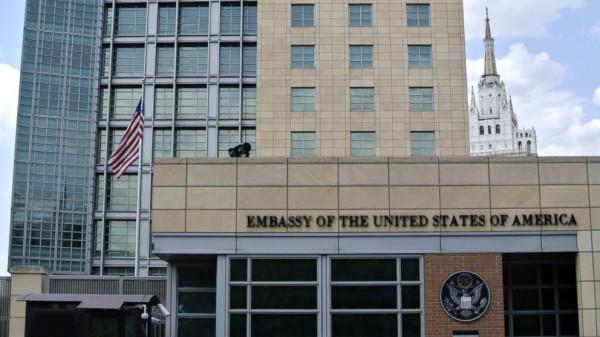 Посольство США готовит «лишних» дипломатов к отъезду из России