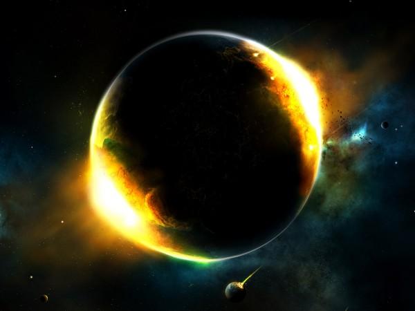 NASA запустило трансляцию «великого» американского солнечного затмения в режиме реального времени: Контакт с НЛО и воссоединение с Вселенной
