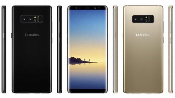 Источник назвал цену на Samsung Galaxy Note 8