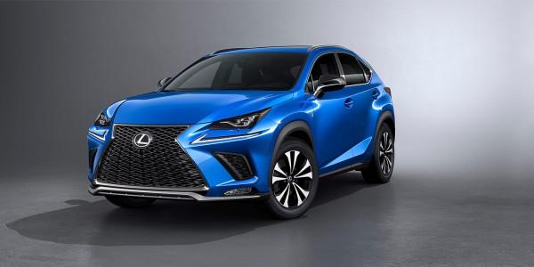Lexus объявил о премьере кроссовера, седана и спортивного купе