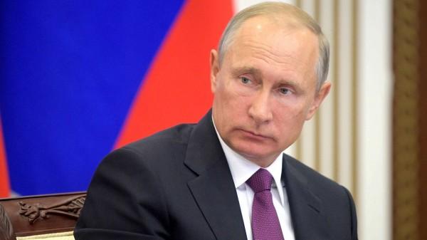 Песня о Путине стала самой популярной в сети