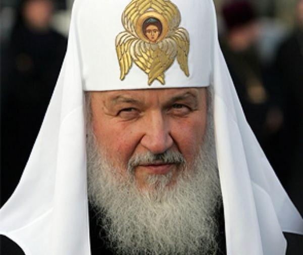 В Зауралье патриарх Кирилл открыл памятник отцу «Русской Палестины»