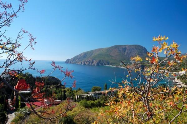 Наступает бархатный сезон в Крыму